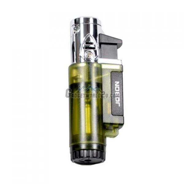 Jobon Portable Jet Lighter ZB955-Green