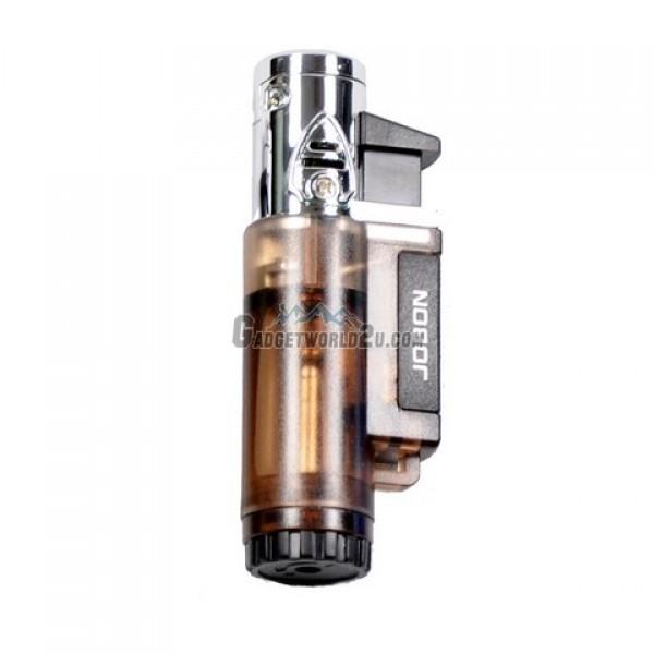 Jobon Portable Jet Lighter ZB955-Brown