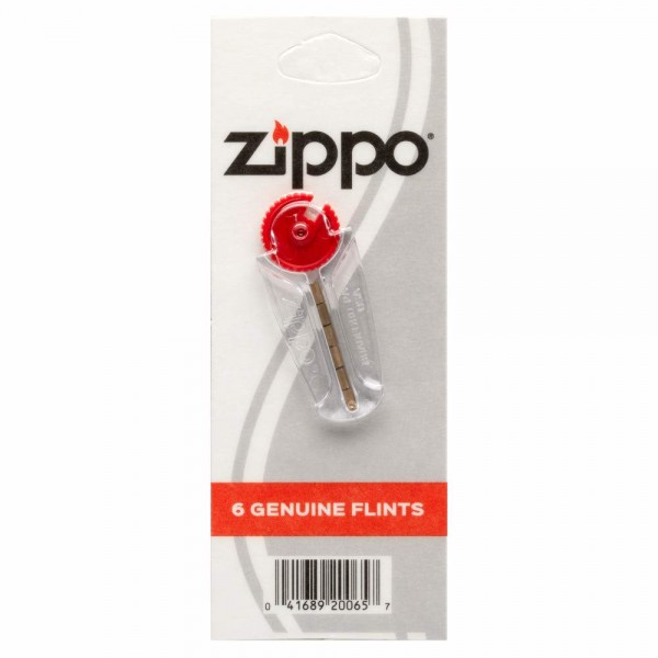 Zippo Replacement 6pcs Flints