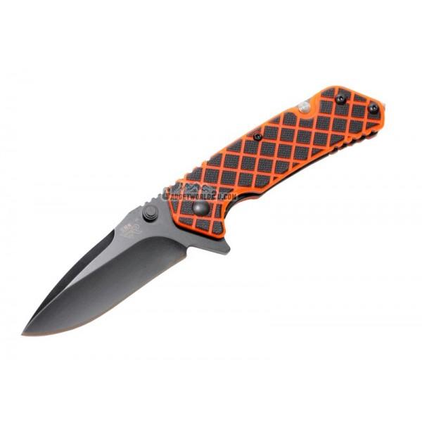 Sanrenmu 7056LUI-GJH-T4 Liner Lock Folding Knife
