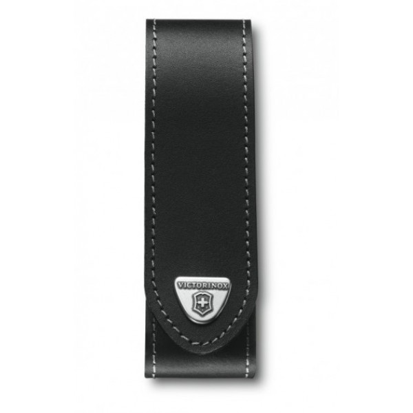 Victorinox Leather Pouch Black for 3 Layers/SwissTool 4.0833.L