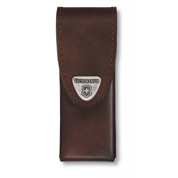 Victorinox Leather Pouch Brown 3 Layers/SwissTool 4.0832.L