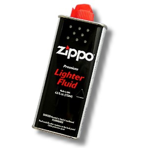 Zippo Lighter Fluid / Oil 125ml