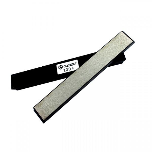 Ganzo Diamond Knife Sharpening Stone 100 Grit