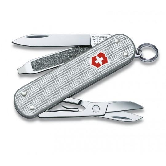 Victorinox Classic Alox Multitool Pocket Knife 0.6221.26