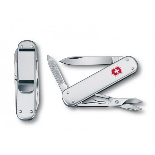 Victorinox Money Clip Alox Multitool Pocket Knife 0.6540.16