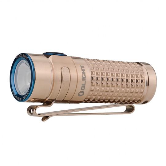LIMITED EDITION Olight S1R II TI SUMMER Baton Rechargeable 1000L Flashlight