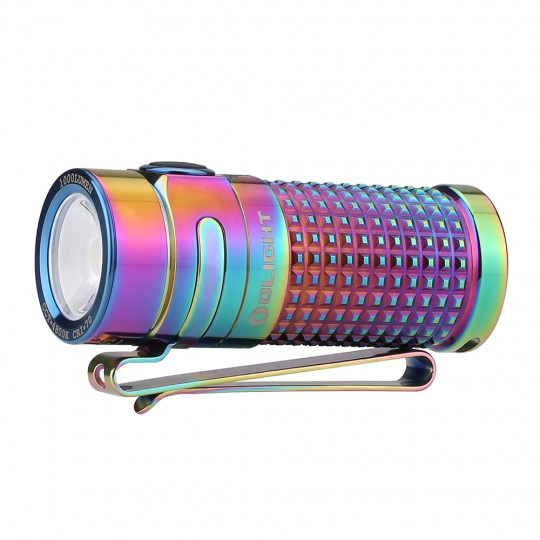LIMITED EDITION Olight S1R II TI SPRING Baton Rechargeable 1000L Flashlight
