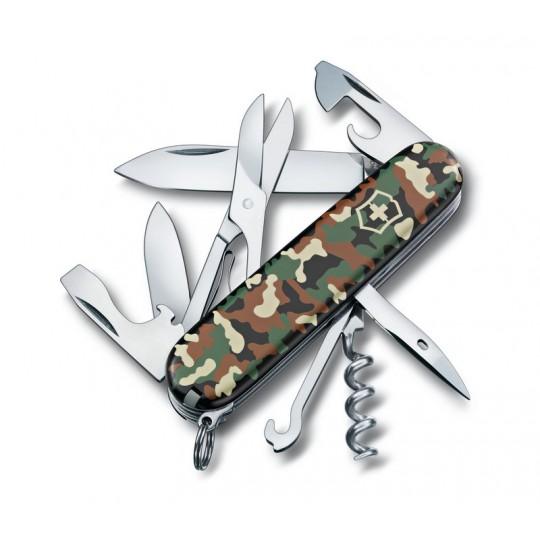 Victorinox Climber Camouflage Multitool Pocket Knife 1.3703.94