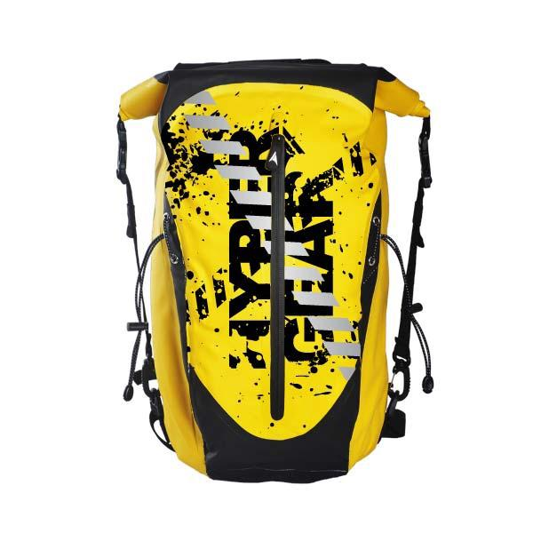Hypergear Back Pack Dry Pac Pro Gold 30 Liter Limited Edition
