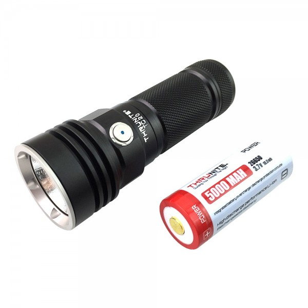 ThruNite TC20 CREE XHP70 2nd Gen NW LED 3800L Rechargeable Flashlight