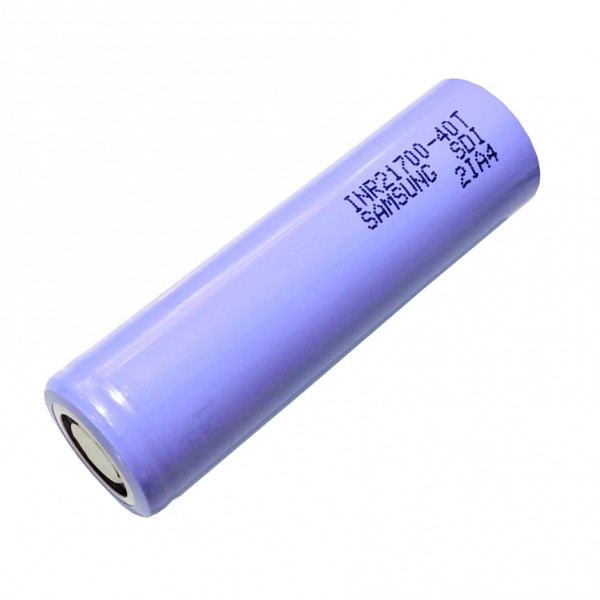 Samsung INR 21700 40T 3.6V 35A 4000mAh Li-ion Rechargeable Battery