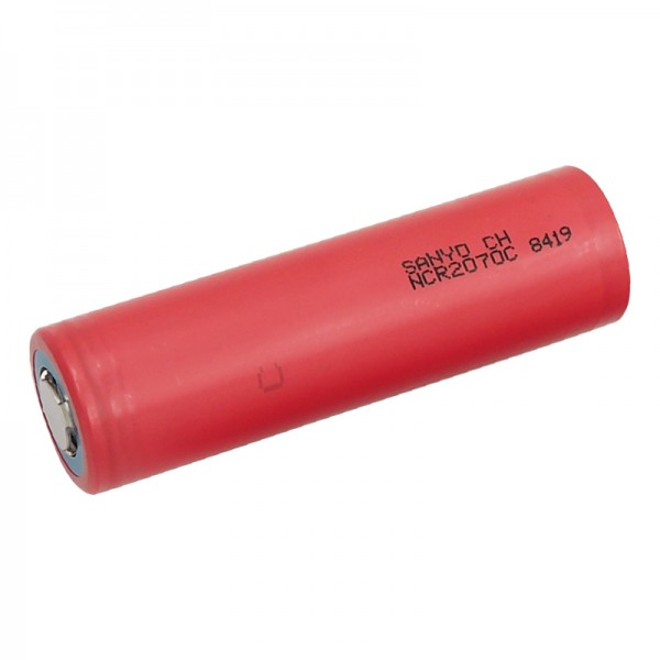 Sanyo NCR2070C IMR 20700 3500mAh 3.7V Li-ion Rechargeable Battery