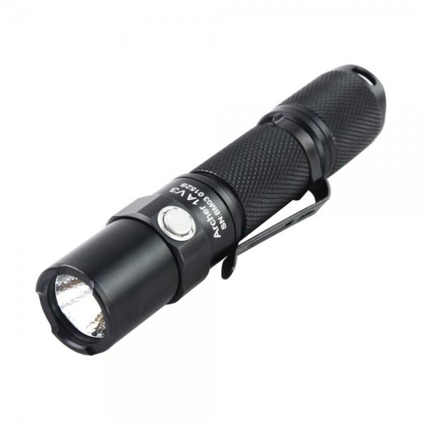 ThruNite Archer 1A V3 CREE XP-L V6 NW LED 200L Flashlight