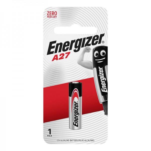 Energizer A27 / GP27A / MN27 / L828 / 27A / V27A / A27BP / G27A Alkaline 12V Battery