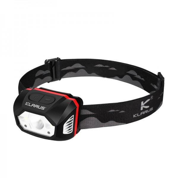 Klarus HM1 CREE XP-G3 LED 440L Smart-Sensing Rechargeable Headlamp