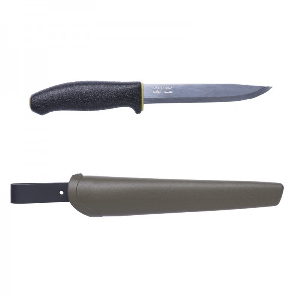 MoraKniv 748 MG (S) Stainless Steel Bushcraft Outdoor Knife 12475