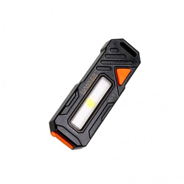 Manker ML01 Red / Blue / White COB LED 90L Rechargeable Multipurpose Light