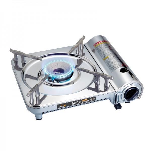 Kovea Aluminium KR-2102 Gas Range Indoor Home Cooking Stove