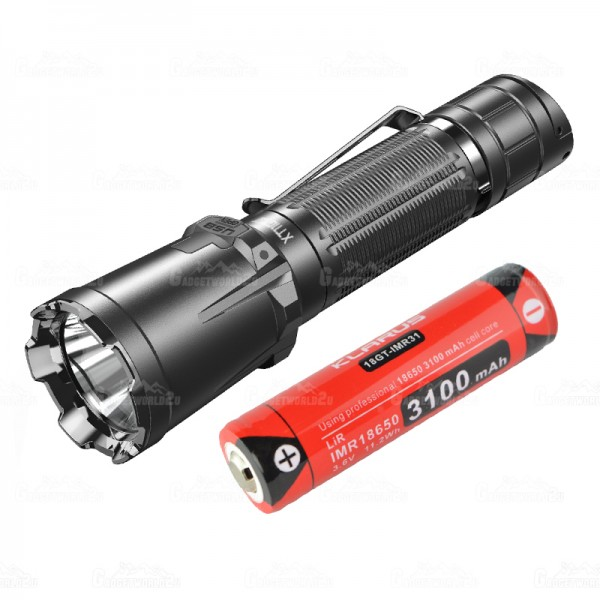 Klarus XT11GT PRO CREE XHP35 HD LED 2200L Rechargeable Flashlight