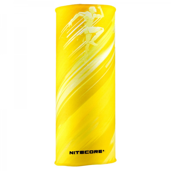 Nitecore Bandana Multifunctional Seamless Windproof Elastic Breathable Ultra Soft CANARY