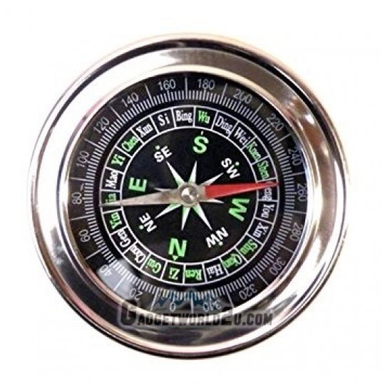 Metal Casing Stainless Steel Compass