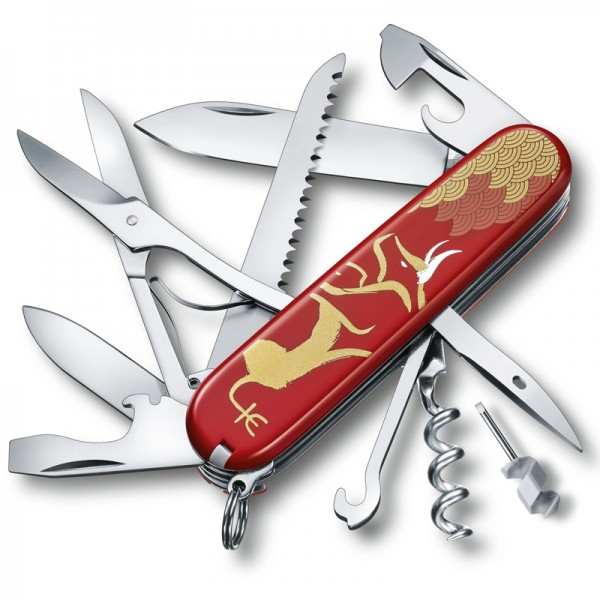 Victorinox Huntsman Year of the Ox 2021 Multitool 1.3714.E10