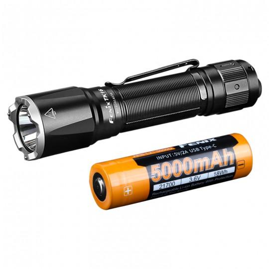 Fenix TK16 v2.0 Luminus SST70 CW 3100L Tactical Flashlight
