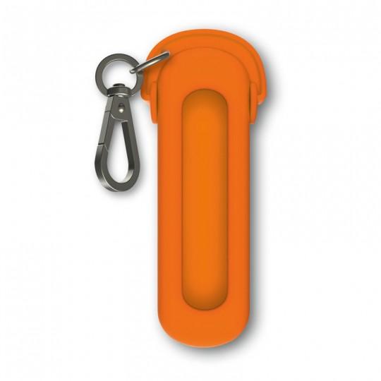 Victorinox Silicone Case Mango Tango Orange Headphones 58mm 4.0451