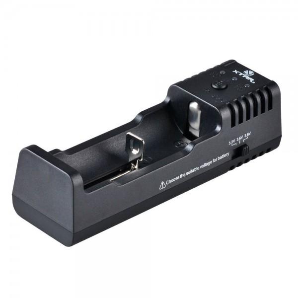Xtar SP1 3.2V / 3.6V / 3.7v / 3.8V Lithium-ion Li-ion Battery Charger
