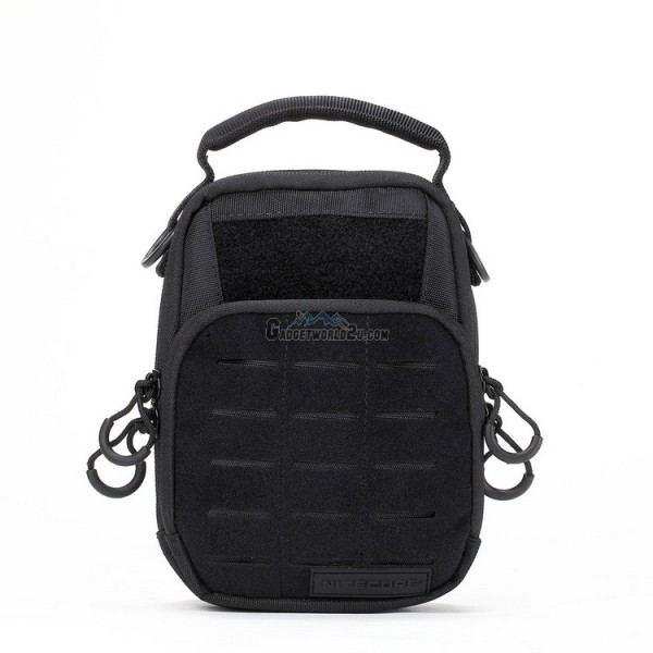 Nitecore NDP20 Cordura Molle Utility Pouch / Waist Pack / Sling Bag - Black