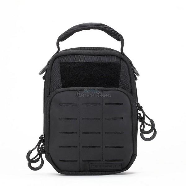 Nitecore NDP10 Cordura Molle Utility Pouch / Waist Pack / Sling Bag - Black