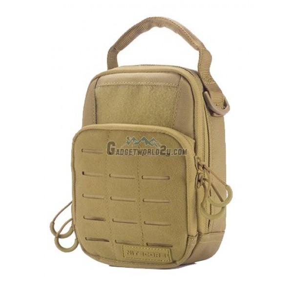 Nitecore NDP20 Cordura Molle Utility Pouch / Waist Pack / Sling Bag - Tan