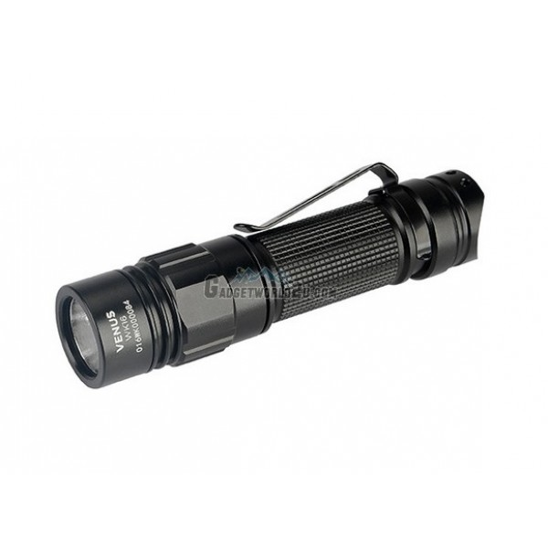 Xtar WK16 CREE XP-G3 LED Rechargeable Flashlight Full Set w Charger + Battery